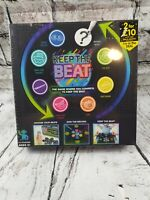 KEEP THE BEAT family children game 2-4 ages 5+ grafix games hub. New & sealed