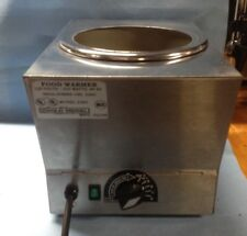 Gold Medal food warmer single well