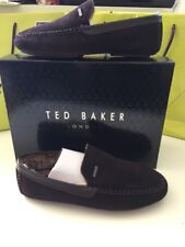 BNWT Ted Baker Mens Slippers Uk 10