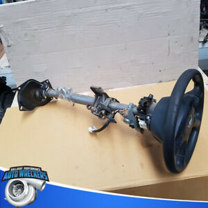 Nissan Navara D22 colomn steering wheel