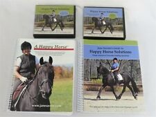 Jane Savoie's Guide to Happy Horse Solutions 12 Dvd Set, 12 Audio Cd Set, Book +