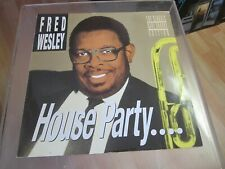 "12"" - Fred Wesley - House Party"