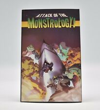 Attack of the Monstrology Christopher Tamlyn 2008 Comics Graphic Novel Art Book