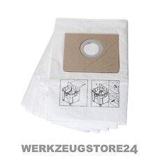 FEIN Staubsauger Vliesfiltersack 5x für DUSTEX 25L Staubsaugerbeutel Filtersäcke