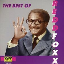 Redd Foxx - Best of Redd Foxx [New CD]