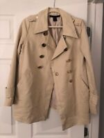 Marc By Marc Jacobs Trench Coat Tan