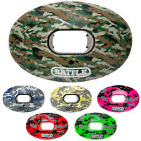 Battle Sports Science Camo Limited Edition Oxygen Lip Protector Mouthguard