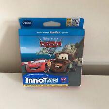 VTECH Innotab Disney Pixar Cars 2 Game - Lightning McQueen Mater