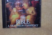 The Bible: A MultiMedia Experience Computer CD-Rom