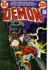 "Demon 5 NM 9.4 WP 1972 DC 1st SERIES  Jack ""King"" Kirby"
