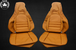 Seat Covers Fits Porsche 911 Year 1985-1994 Dattel New