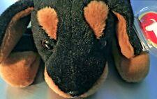 Doby The Doberman Pinscher Dog #4110 Beanie Baby Mwmt