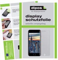 6x Apple iPhone 8 Plus Film de protection d'écran protecteur antireflet dipos