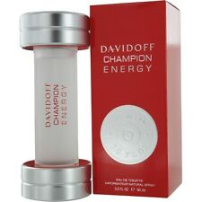 Davidoff Champion Energy by Davidoff EDT Spray 3 oz