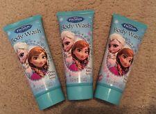 3 Disney Frozen Body Wash Winter Berry Scent 6 fl oz