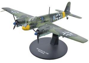Warbirds of WWII 1:72 German Henschel HS-129 Ground Attack Aircraft #WB0001
