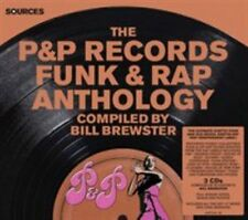 Various - Sources The Records Funk & Rap Anthology Hurtxcd138 CD