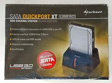 """Sharkoon SATA QuickPort XT • USB3.0 Dockingstation für 2.5"""" und 3.5"""" Festplatten"""
