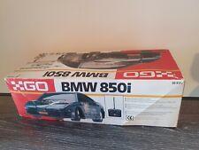 Ultra Rare VINTAGE BMW 850i RC TANDY 1/15 MODEL CAR CAT NO 60-9101