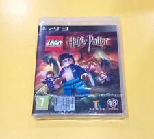 Lego Harry Potter Anni 5-7 GIOCO PS3 VERSIONE ITALIANA NUOVO