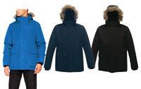 Regatta Ice Storm Parka Men's Waterproof Insulated Hooded Parka Jacket