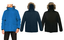 Regatta Ice Storm Parka Men's Waterproof Insulated Hooded Parka Jacket
