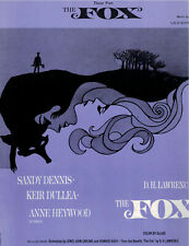 Theme From The Fox Sheet Music