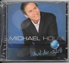 CD Michael Holm `Mal die Welt` Neu/OVP