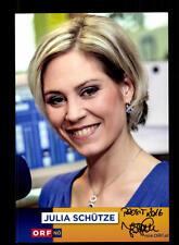 Julia tirador foto original firmado # bc 107917