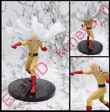 "Anime DXF One Punch Man Saitama hero Serious Punch PVC figure statue 7"" loose"