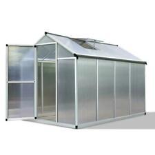 Greenfingers 2,42x1,9m Greenhouse Aluminium - Transparent