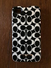 Coach Original iPhone 4/4s Patterned Hard Cover