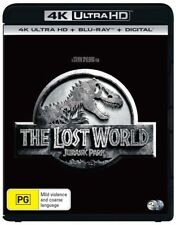 The Jurassic Park - Lost World (Blu-ray, 2018, 2-Disc Set)