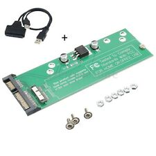 SSD to SATA Converter Adapter Card  Apple MacBook Air A1370 A1369 2010 2011
