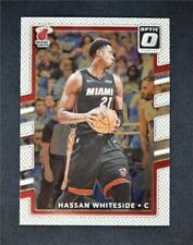 2017-18 Donruss Optic Base #80 Hassan Whiteside