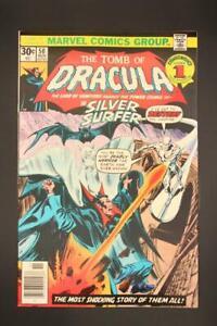 Tomb of Dracula # 50 - NEAR MINT 9.2 NM - Horror Mystery MARVEL Comics