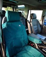 Land Rover Discovery 2 1998-2004 Siège avant Étanche HOUSSES de Siège Set - Vert