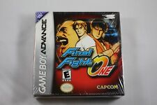 Final Fight One 1 (Nintendo Game Boy Advance GBA) NEW Factory Sealed