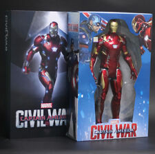 Iron Man Marvel Captain America Civil War Series Collection Action Figure Doll