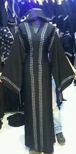 New open front abayas/dress/islamic wear/saudi women dress.size 52.54..56.58.