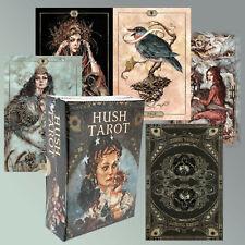 Jeremy HUSH TAROT Animal Human Spirits Reveals Life's Mysteries New for2020