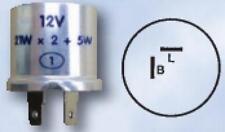 Unità flasher 12V 21 W x 2 (+5 W) MAX 47 WATT relè possono unità 2 PIN FL1
