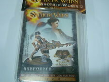 OUTLET Sphere Wars Harpooner Cursed of Malakoy resin miniature new
