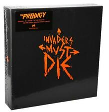 """PRODIGY - INVADERS MUST DIE - 5X7"""" VINYL BOXSET NEW SEALED 2009"""