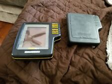 Humminbird Tcr Id-1 Fishfinder With Cover Untested Sold For Parts