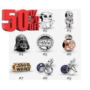 $55-$90 Star Wars The Child Baby Yoda Charm Mandalorian Authentic Pandora Pouch