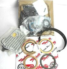 4L60E 97-03 Banner Plus Rebuild Kit Overhaul Frictions/Clutches Band Filter GMC