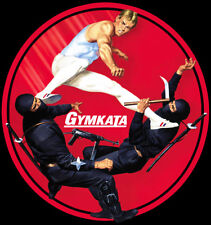 80's Karate Classic Gymkata Poster Art custom tee Any Size Any Color