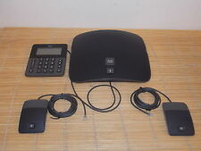 Cisco CP-8831-EU-K9 CP-8831-K9 Unified IP Conference VoIP Phone 2xCP-MIC-WIRED-S