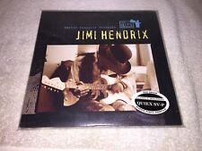 Jimi Hendrix The Blues Martin Scorsese Classic Records 2xLp 200g Sealed